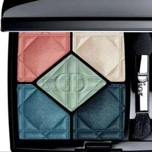 Christian Dior 5 Colors Designer Eyeshadow